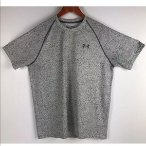 Under Armour heat gear athletic workout shirt